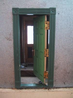Urban fairies locations jefferson market for The little fairy door company